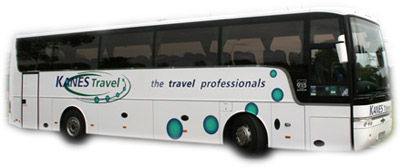 kanes coach hire